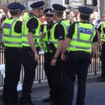 Man taken to hospital following Portland Street siege