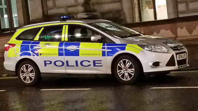 Police hunt male after public indecency incident in Dalkeith