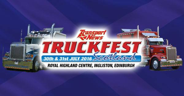 Truckfest Scotland returns to Edinburgh this weekend
