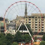 Princes Street BIG wheel shut down due to safety concerns