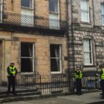 Investigation launched after man found injured in Fettes Row