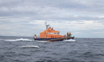 RNLI Searching
