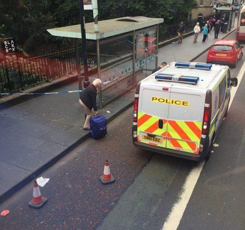 Police investigate following Lothian Road rape