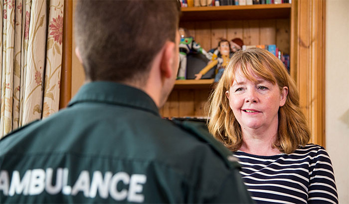 'Think Fast. Acting Faster' – Scottish Ambulance Service New Stroke Film Highlights the Need for Fast Action