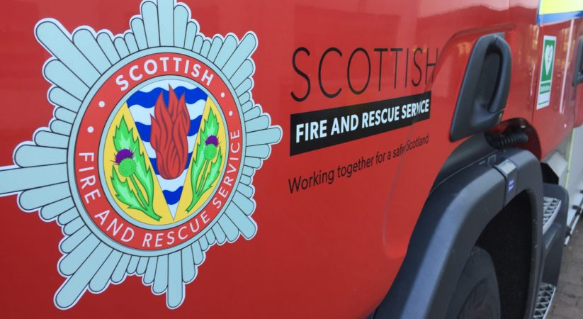 Police appeal following deliberate fire at Kirkliston sports pavilion.