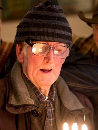 Police seek help finding missing Edinburgh pensioner