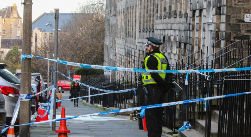 28 Year old man charged after death of man in Scotland Street