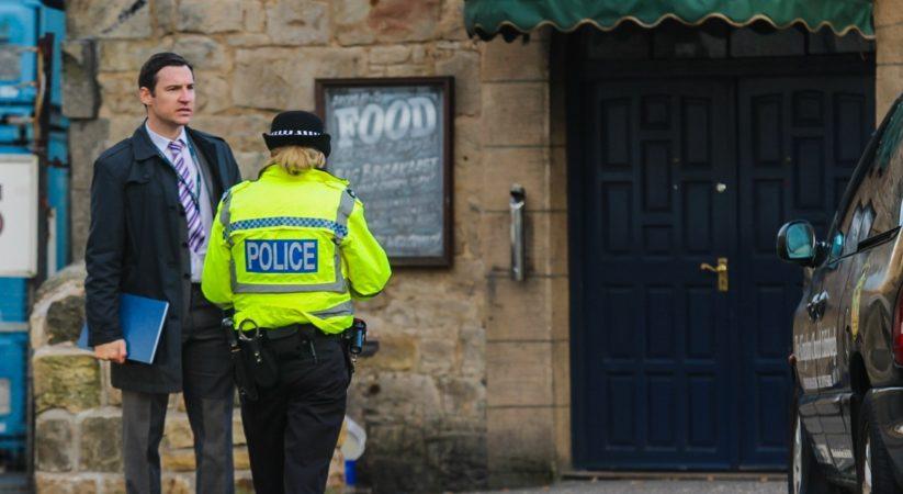 Man in critical condition following Leith disturbance
