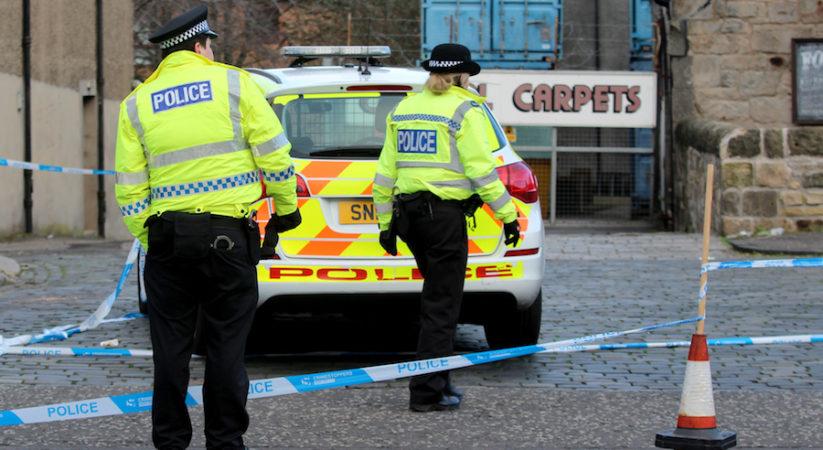 Man dies following Leith disturbance