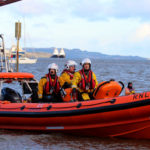 Seven people rescued from Cramond Island