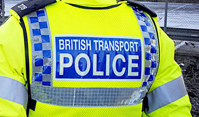 British Transport Police Appeal after boy kicked in head by man on train