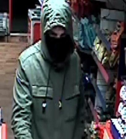 CCTV appeal following armed robbery, Edinburgh City Centre