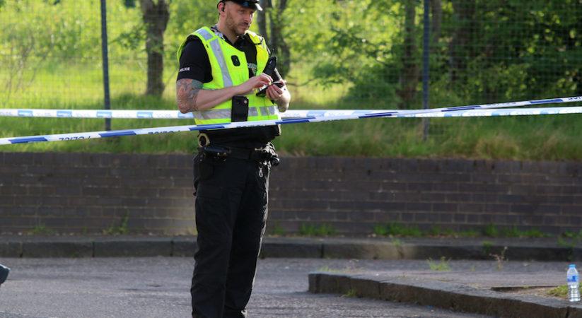 Locals tell of shock at 'suspicious' death in Dumbryden Gardens
