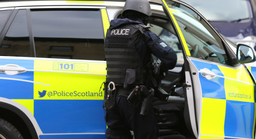 Armed police to be deployed at Robbie Williams gig