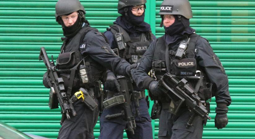 UK terror threat returned to severe