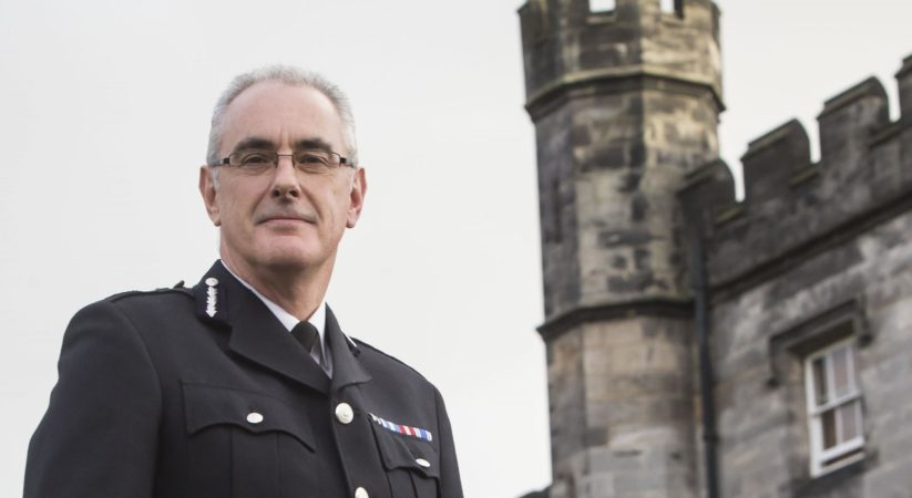 Police Scotland's top officer is under investigation over alleged misconduct.