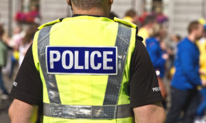 Man arrested following assault and robbery on 82-year-old woman in Leith