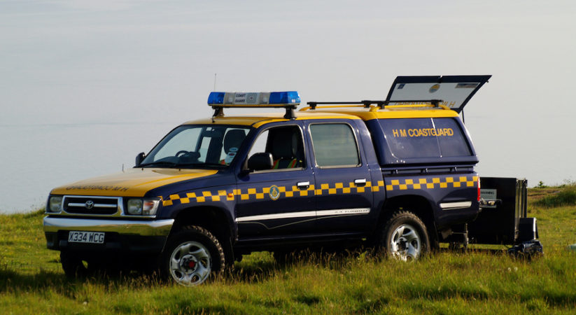 Search launched after kayaker reported missing off Portobello beach