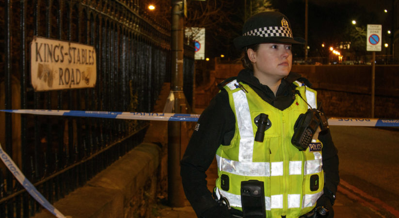 Police issue reassurance message following controlled explosion