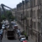 Fire crews tackle Buchanan Street stair fire