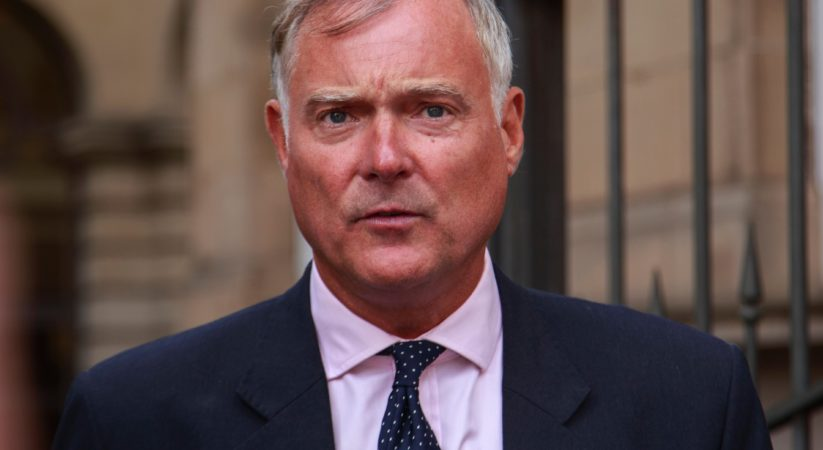 Not Proven: Former TV presenter John Leslie cleared of sexual assault