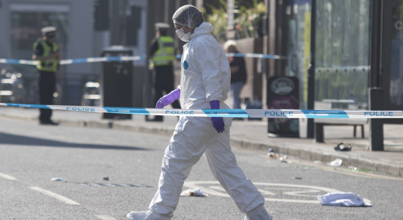 Three men injured in alleged stabbing on Queensferry Street