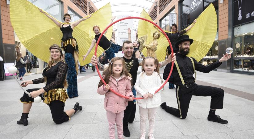 Livingston shoppers raise £1,000 for children's respite centre