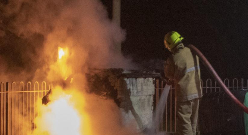SFRS urge communities to attend organised Bonfire Night displays