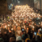 20,000 people take part in Torchlight Procession to start Hogmanay celebrations