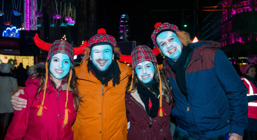 Last chance to get Hogmanay Street Party tickets