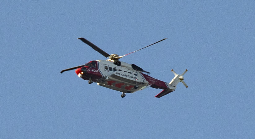 Emergency services involved in rescue on Arthur's Seat