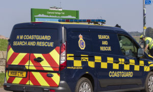 Search launched for missing kayaker near Cramond Island