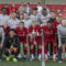 Liverpool lift Ronnie Swan Trophy at Ainslie Park