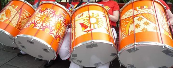 Edinburgh Samba School appeal after drums and van stolen