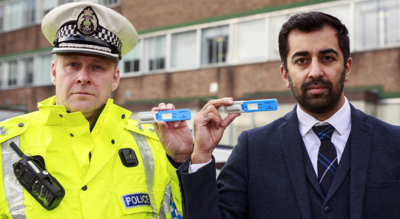New drug driving laws introduced later this month