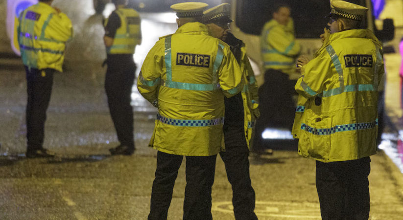 Police appeal following serious collision in Corstorphine last night