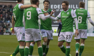 Kilmarnock leave it late to share the spoils at Easter Road