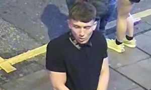 CCTV appeal following city centre serious assault