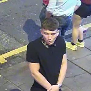 CCTV appeal following city centre serious assault