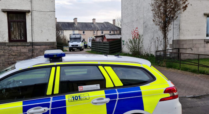 Investigation launched after body found in campervan