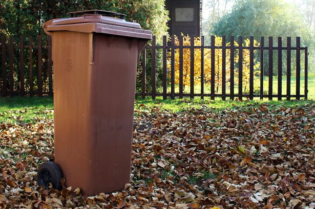 Garden waste collection to be suspended