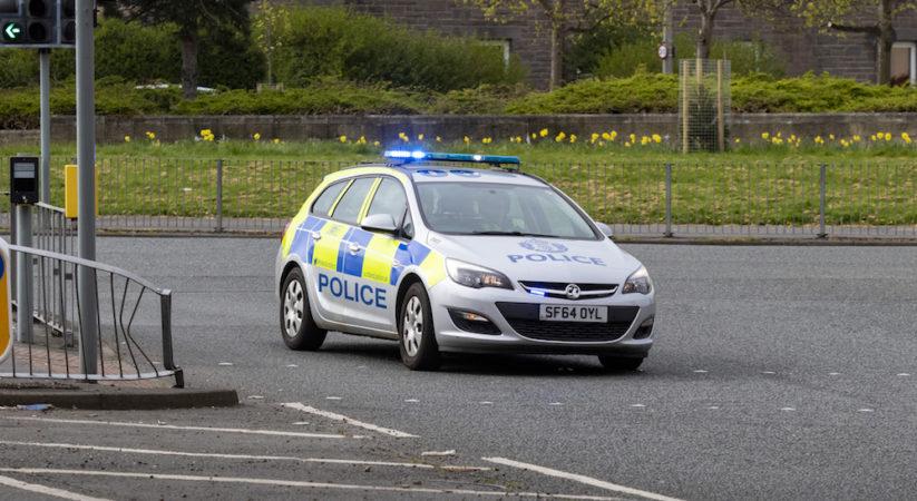 Man arrested following pursuit in Edinburgh