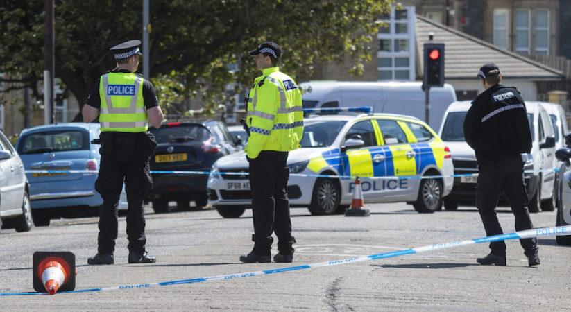Man seriously injured in Hawkhill disturbance