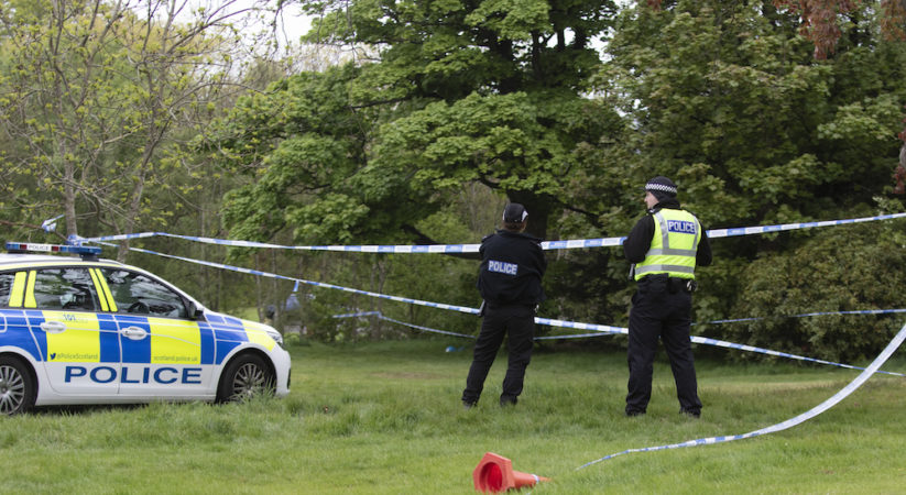 Man held after attempted murder in north Edinburgh