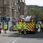 Child dies in Morningside collision