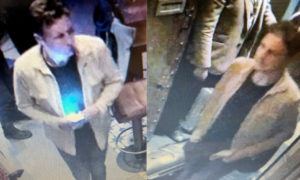 CCTV appeal following Grassmarket attack