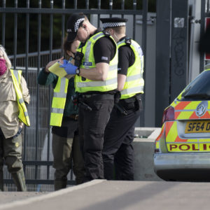 Police confirm body discovered in Water of Leith is missing man