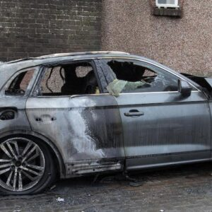 Police appeal after several cars torched in Silverknowes