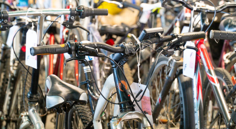 Police launch bike theft campaign