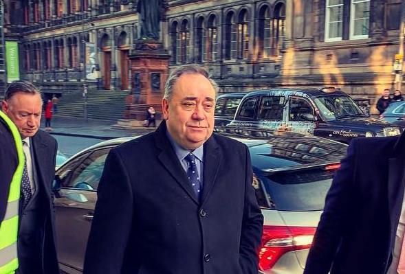 Alex Salmond launches new political party
